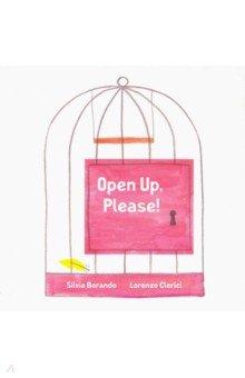 Купить Open Up, Please!, Walker Books, Первые книги малыша на английском языке