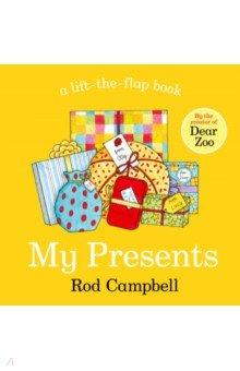 My Presents, Mac Children Books, Первые книги малыша на английском языке  - купить со скидкой