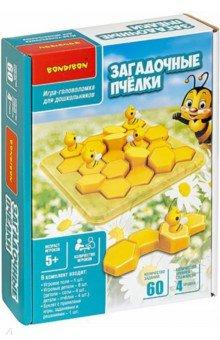 Купить Игра логическая Загадочные пчелки (XS977-30/ВВ4994), Bondibon, Другие настольные игры