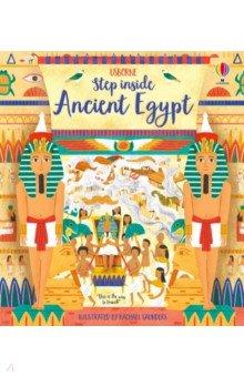 Купить Look Inside Ancient Egypt, Usborne, Первые книги малыша на английском языке