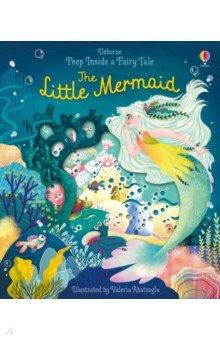 Купить The Little Mermaid, Usborne, Первые книги малыша на английском языке