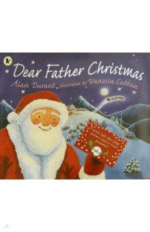 Купить Dear Father Christmas, Walker Books, Первые книги малыша на английском языке