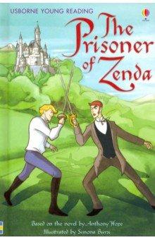 Купить The Prisoner of Zenda, Usborne, Художественная литература для детей на англ.яз.
