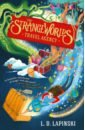 Обложка The Strangeworlds Travel Agency