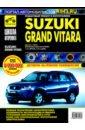 Обложка Suzuki Grand Vitara c 2005г. ч/б.