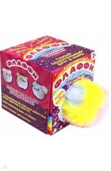 Юнни мягкая интерактивная игрушка, со звуковыми эффектами (83945 Floofies)