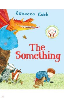 Купить The Something, Mac Children Books, Первые книги малыша на английском языке