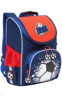 Купить Ранец школьный с мешком, для мальчика (RAm-185-1), Grizzly, Ранцы и рюкзаки для начальной школы