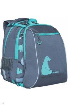 Рюкзак школьный с мешком и карманом для ноутбука, для девочки (RG-169-3)