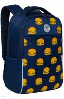 Купить Рюкзак детский для девочки (RD-145-4), Grizzly, Ранцы и рюкзаки для начальной школы