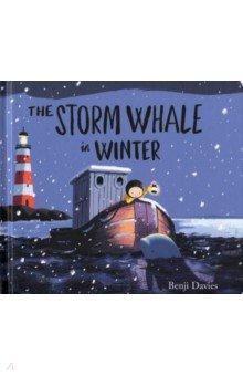 Купить The Storm Whale in Winter, Simon & Schuster UK, Первые книги малыша на английском языке