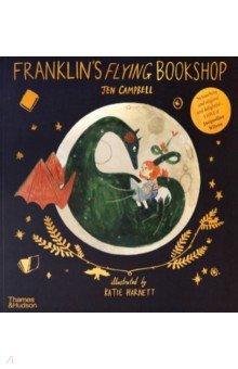 Купить Franklin's Flying Bookshop, Thames&Hudson, Первые книги малыша на английском языке