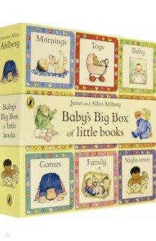Купить Baby's Big Box of Little Books, Puffin, Первые книги малыша на английском языке