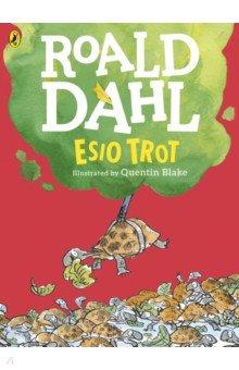 Купить Esio Trot, Puffin, Художественная литература для детей на англ.яз.