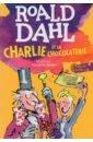Обложка Charlie et la chocolaterie