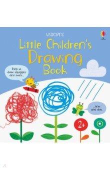 Купить Little Children's Drawing Book, Usborne, Книги для детского досуга на английском языке