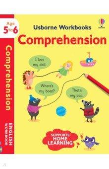 Usborne Workbooks. Comprehension 5-6, Книги для детского досуга на английском языке  - купить со скидкой