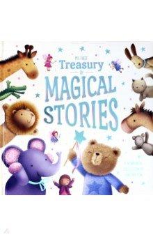 Купить My First Treasury of Magical Stories, Igloo Books, Первые книги малыша на английском языке