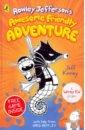 Обложка Rowley Jefferson's Awesome Friendly Adventure