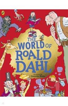 Купить The World of Roald Dahl, Puffin, Художественная литература для детей на англ.яз.
