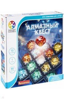 Игра логическая Алмазный квест, SG 093 RU/ВВ5261