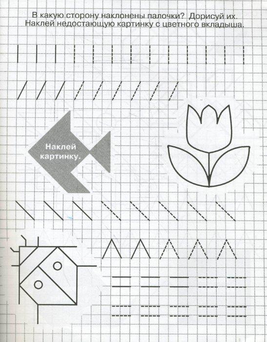 Иллюстрация 1 из 4 для Пишем по клеточкам | Лабиринт - книги. Источник: Лабиринт