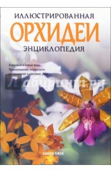 Орхидеи. Иллюстрированная энциклопедия горшки для растений техоснастка корона для орхидеи с поддоном бордо d 130 h 120