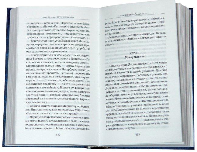 Иллюстрация 1 из 6 для Пути небесные - Иван Шмелев   Лабиринт - книги. Источник: Лабиринт
