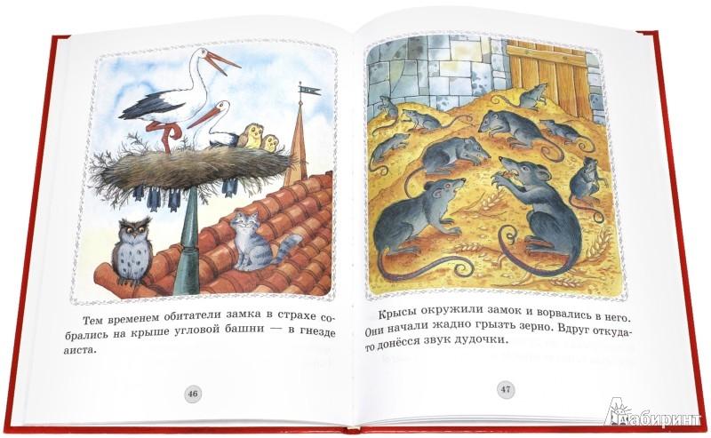 Иллюстрация 1 из 37 для Путешествие Нильса с дикими гусями в картинках - Лагерлеф Сельма Оттилия Лувиса | Лабиринт - книги. Источник: Лабиринт