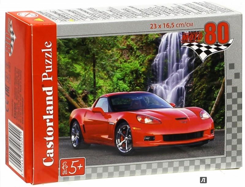 Иллюстрация 1 из 26 для Puzzle-80. Автомобили в ассортименте (А-08514-М)   Лабиринт - игрушки. Источник: Лабиринт