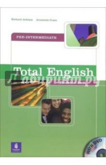Total English Pre-Int: Students Book (+ DVD)