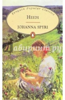 Heidi - Johanna Spryri