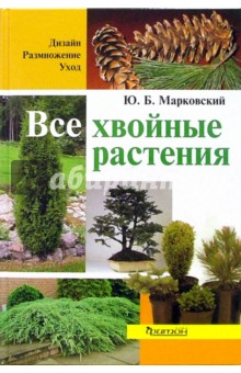 справочник хвойные растения