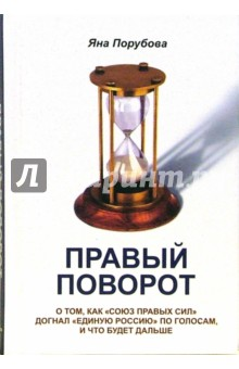 Правый поворот: о том, как Союз Правых Сил догнал Единую Россию по голосам и что будет дальше - Яна Порубова