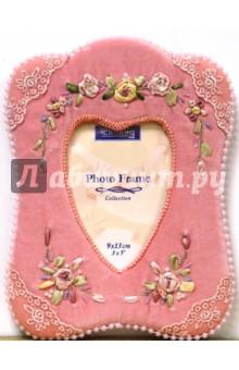 Купить Фоторамка Y0243PSZ-37, ткань, ручная вышивка, жемчуг ISBN: 4605419046845