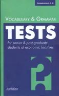 К. Солодушкина: Vocabulary and Grammar Tests