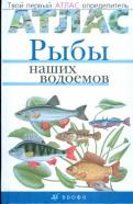 Бровкина, Сивоглазов: Атлас. Рыбы наших водоемов (5222)