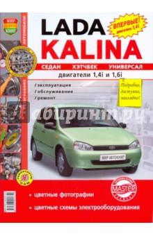 ВАЗ Lada Kalina. Эксплуатация, обслуживание, ремонт