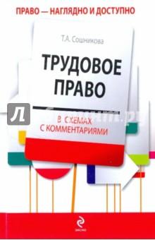 тамара сошникова трудовое право в схемах с комментариями скачать