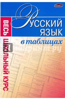 Русский язык. Весь школьный курс в таблицах - Людмила Паткевич