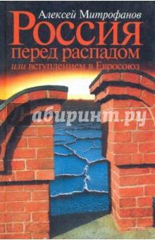 Россия перед распадом или вступлением в Евросоюз - Алексей Митрофанов