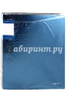 Купить Папка с 4-мя кольцами Perlen голубая (271954-74) ISBN: 4250167232547