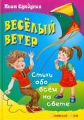 Иван Сундуков - Веселый ветер обложка книги