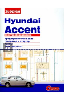 Электрооборудование Hyundai Accent