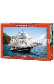 Купить Puzzle-500 Парусник (В-51496) ISBN: 5904438500096
