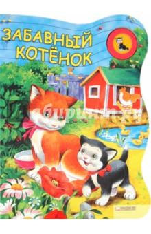 Забавный котенок - Marta Berowska