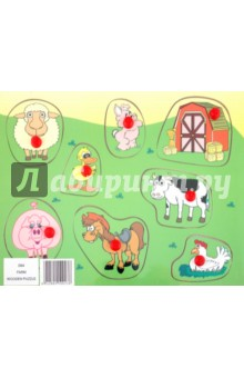 Купить Веселая ферма (D64) ISBN: 6912802100236