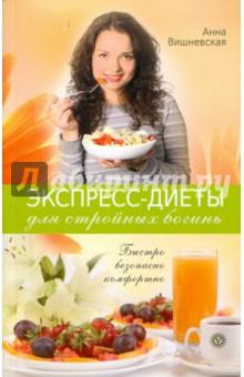 Анна Вишневская Диета Для Богинь