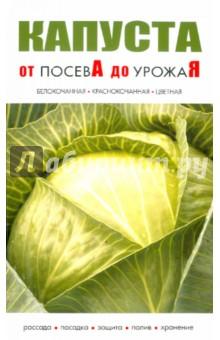 Купить Капуста от посева до урожая ISBN: 978-5-3790-1862-7