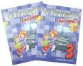 Кулигина, Кирьянова: Французский язык. 3 класс. Учебник для общеобразовательных учреждений. В 2 частях.  ФГОС (+CD)